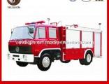 Dongfeng Duolika Mini Water Tanker Fire Fight Truck (2000L)