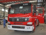 China Manufacturers 4*2 Sinotruk Brand Fire Fighting Truck / Fire Truck for Sale