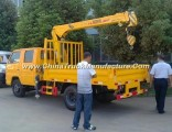 Jmc 4X2 Straight Boom Crane Truck for Sale