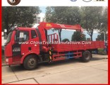 FAW Best Selling Hydraulic Small Truck with Crane 10 Ton