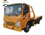 China Dayun Brand Flatbed Car Carrier Wrecker Truck 3-8 Tons Platform Tow Trucks