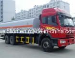 Faw Flat Head Oil Tanker Truck with Pump