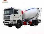 Shacman Brand New 6 Cubic Meters 20ton 6m3 Cement Plant Mixer Truck with Diesel Engine