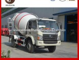 4*2 Forland 3-4 Cubic Meters Concrete Mixer Truck