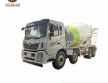 Sinotruk Homan 8X4 12 Cubic Concrete Mixer Transportation Truck Hot Sale in Africa