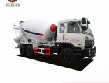 Chinese Brand Dongfeng 6X4 10 Wheelers 8cbm/8m3 Capacity Cement Mixer Truck for Construction