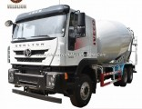 Iveco 6X4 3 Axle 9 Cubic Meters 350HP China Right Hand Drive Concrete Mixers Truck for Sale in Afric