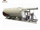 5mt LPG Skid Filling Station, Double Nozzle Dispenser LPG Skid Station