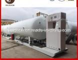 Standard 5000liter LPG Filling Skid Station