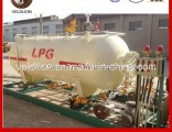 Cylinder 50, 000liters LPG Filling Station Hot Sale in Nigeria