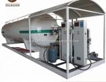 20, 000L/20, 000liter/20, 000 Liter LPG Storage Tank Filling Station