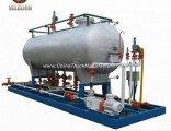 Used LPG Storage Tank Filling Gas Plant with Dispenser Turkey