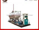Factory  Design 20mt Mobile LPG Gas Refilling Station
