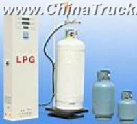 Hot Sale 2.5-150 Kg LPG Refilling Electronic Scales for Nigeria