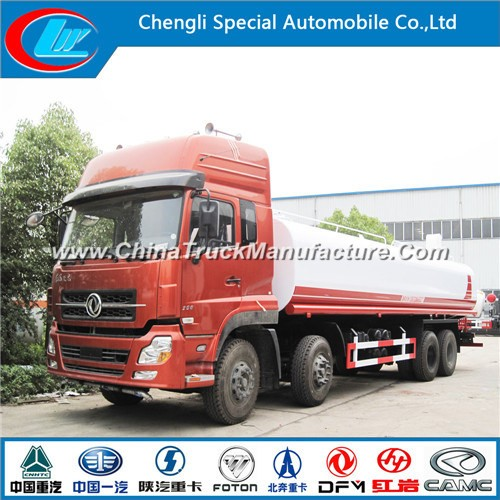 Dongfeng 8X4 25cbm Oil Fuel Tank Delivery Truck