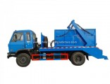 Swept-Body Refuse Collector Garbage Truck Stone Sand Transport Swing Arm Garbage Truck