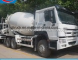 10 Wheeler Sinotruk 371HP 10cbm Concrete Mixer Truck