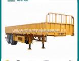 2 Axle Side Wall Semi Trailer