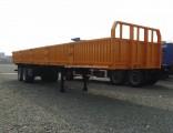 Sinotruk Cargo Semi Trailer with 2 Axle Semi Trailer