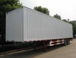 Sinotruk 40 Tons Van Semi Trailer