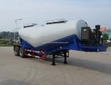 3-Axle Cement Semi Trailer -50cbm