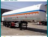 Heavy Duty 30 Tons LPG Road Tanker Semi Trailer for Sale