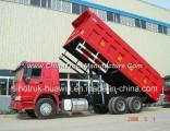 HOWO 6X4 371HP Dump Truck Dumper