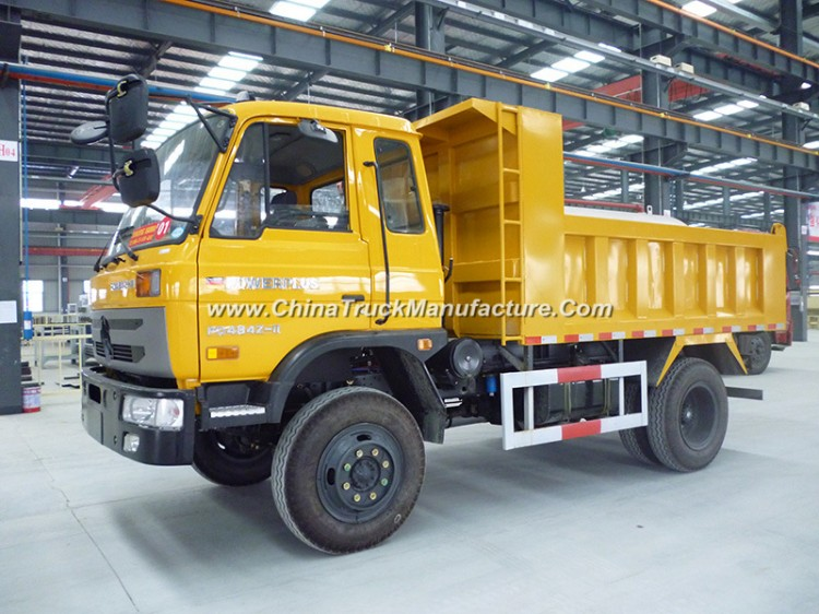 Light off-Road 4X4 Diesel Mini Truck