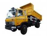 4X4 Light Dump Truck with 4X4 Truck Chassis