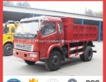 4X2 Rhd/LHD Light 10 Ton Self Loading Cargo Truck Lorry Tipper