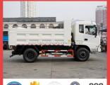 4X2 Rhd Dump Truck 10 Ton Tipper Truck