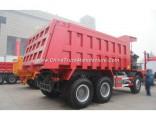New Sinotruk HOWO 6X4 Mining Dump Truck Dumper Truck Price