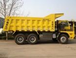 Sinotruk Mining Tipper Truck/HOWO 6X4 70t Mining Dump Truck
