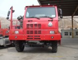 Sinotruk HOWO 60 Ton 6X4 Mining Dump Truck Dumper Truck