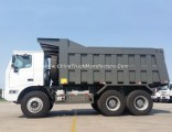 HOWO 6X4 Manual Transmission Mining Dump Truck for Sale