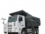 Sinotruk HOWO 60 Ton 6X4 Mining Dump Truck