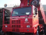 HOWO 50ton 6X4 Tipper Truck Mining Dump Truck Dumper Truck for Sale