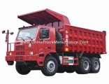 HOWO Sinotruck 6X4 371HP 15-20m3 Mining Dump Truck