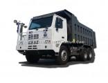 Underground Mining Dump Truck HOWO 6X4 Dumper Truck