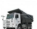 420HP HOWO 6X4 70 Ton Large Mining Dump Truck