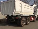 10 Wheeler Sinotruk HOWO 60 Ton 6X4 Mining Dump/Tipper Truck