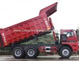 Good Condition Sinotruck 375HP 10 Tires 6X4 HOWO Mining Dump Truck