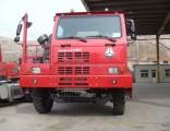 6X4 371HP Mining Sinotruk HOWO Dump Trucks/Tipper Truck for Sale