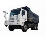 Euro2 371HP 6X4 70 Mining Dump Truck for Strip Mine