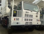 HOWO 6X4 Left Hand Drive Mining Tipper Truck 60 Tons