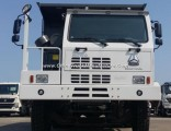 Sinotruk HOWO 6X4 U-Type Body Mining Tipper Truck