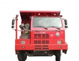 Standard Exporting Packing Sinotruk HOWO Mining King Dump Truck 6X4 Size
