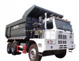 Ce Certificated Sinotruk HOWO 50ton 6X4 Tipper Truck Mining Dump Truck for Sale