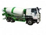HOWO Truck Chassis 6X4 Concrete Mixers Concrete Mixer Truck