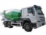 HOWO 6X4 8m3 Concrete Mixer Truck/Cement Mixer Truck
